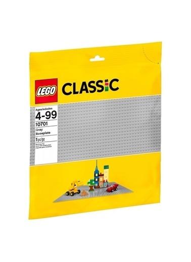 Lego 10701 Lego® Classic Gri Zemin / 1 Parça / 4-99 Yaş Renkli